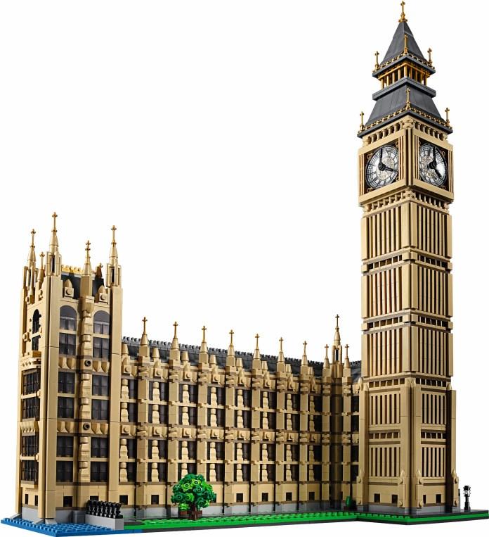 Big Ben Front