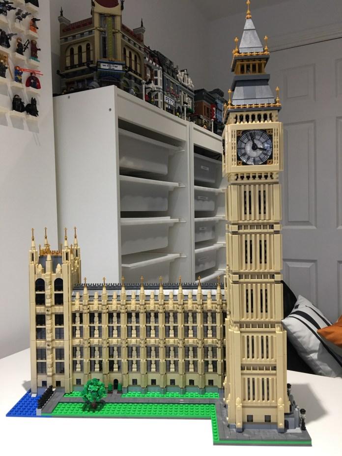 Lego Creator Big Ben 1