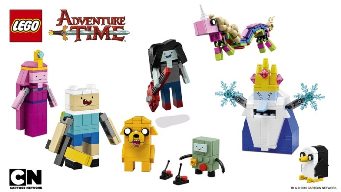 Lego Adventure Time