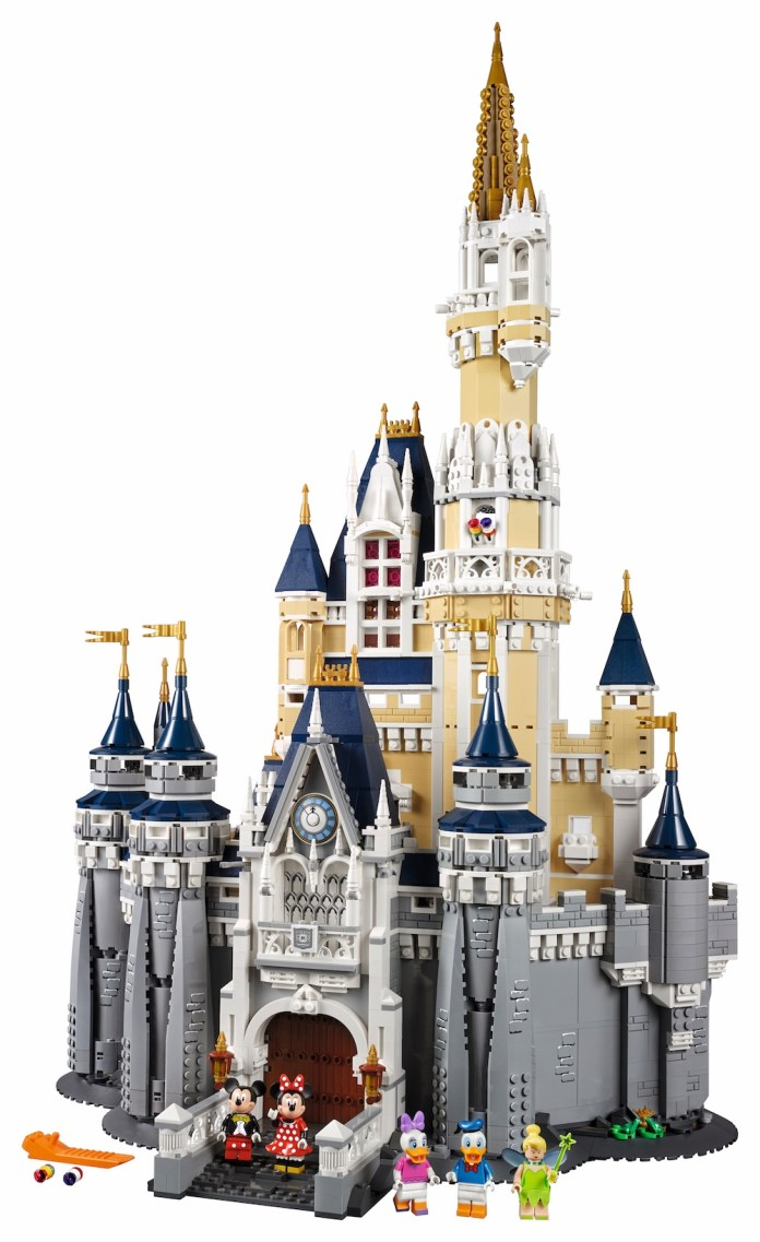 Disney Cinderella Castle Main