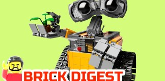 Lego WALL-E Video Review