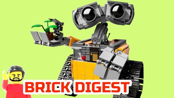 Lego WALL-E Video Review