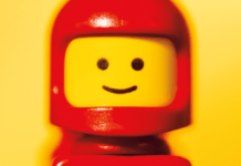 The Cult of Lego cover