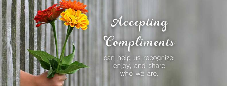 Why Accept Compliments