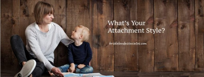What is your attachment style?