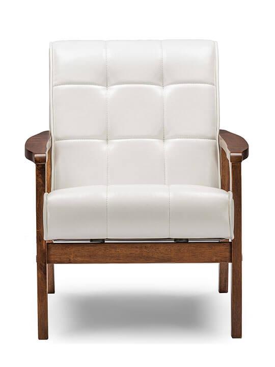 Modern Lounge Statement Bench Modern Furniture Brickell Collection