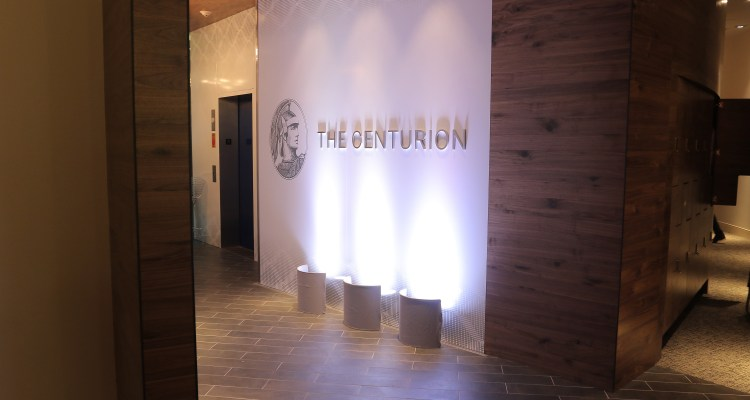 A general view of atmosphere of The Opening Of The Centurion Lounge celebrated by American Express at Miami International Airport on June 2, 2015 in Miami, Florida.