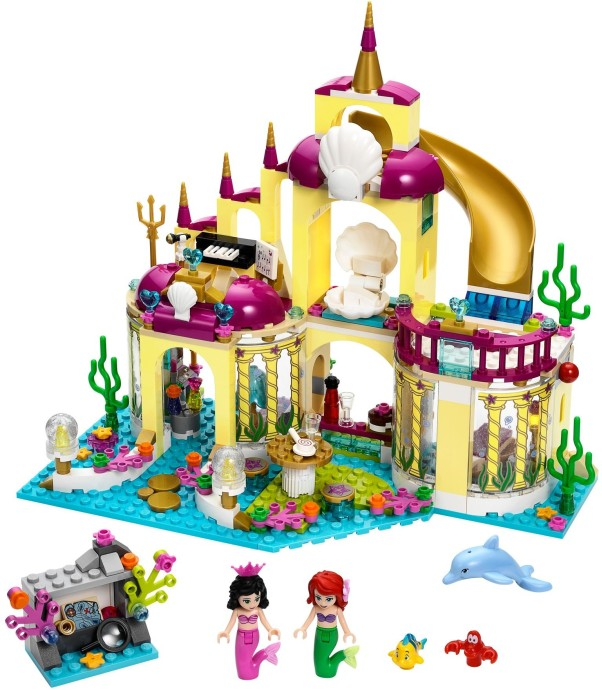 Lego Friends Cake Set - The Best Cake Of 2018