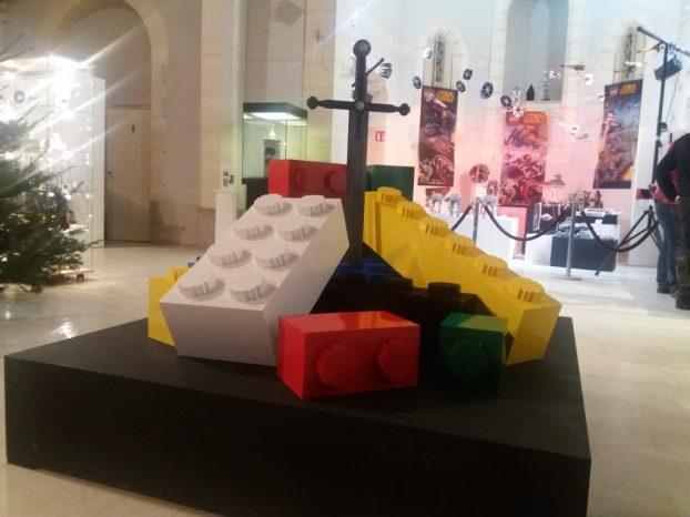 Exposition Lego La Baule