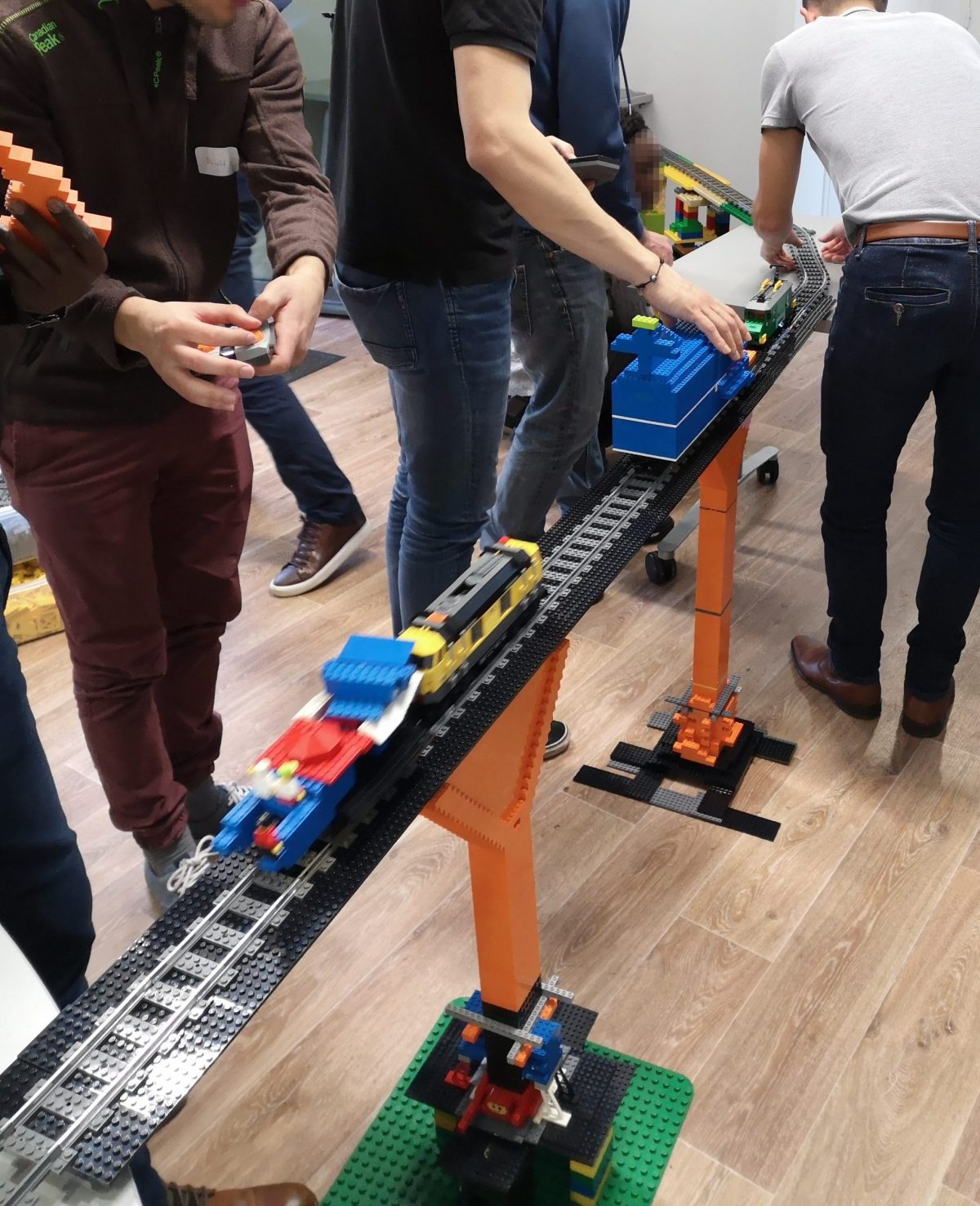 Team Building Lego par Brickevent