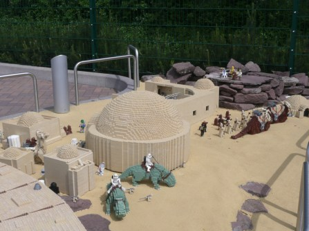 Miniland Star Wars
