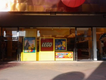 LEGO Store Village de Disney à Paris