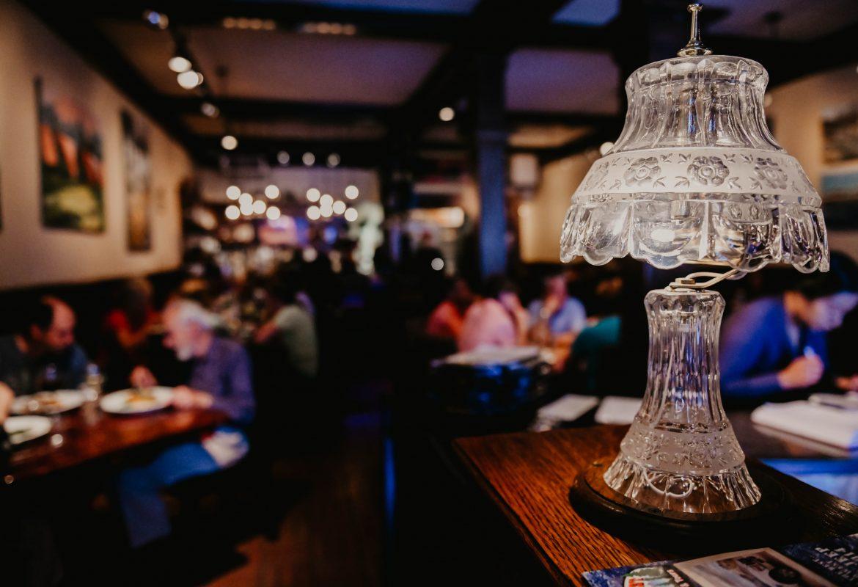 Brickhouse 737 Restaurant dining overview