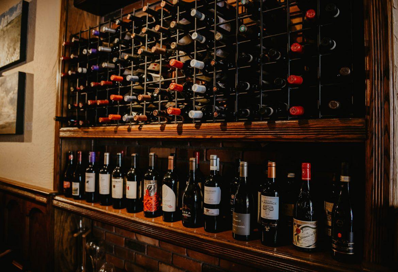 wines at Brickhouse 373