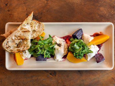 Burrata & Beets Salad Brickhouse 737