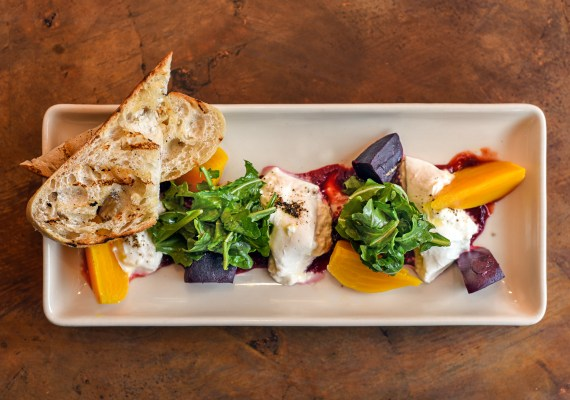 Burrata & Beets Salad Brickhouse 737
