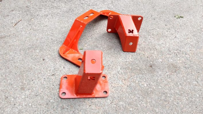 Brickhouse products VK56 swap mount set