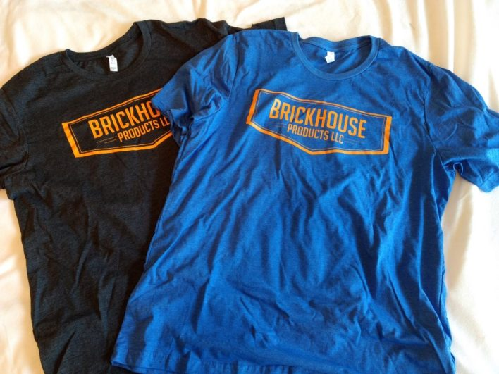 Brickhouse Products shirt