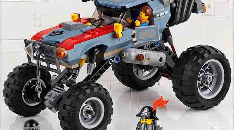 3 LEGO Movie 2 Sets Revealed!