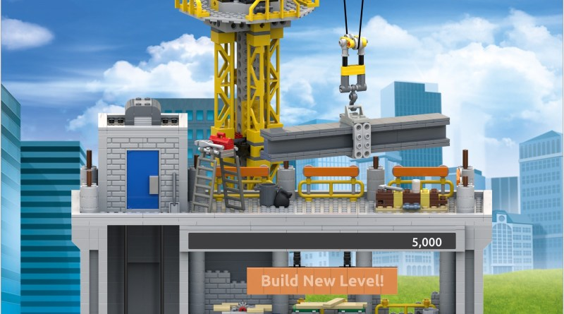 The most awesome LEGO idle simulation mobile game LEGO Tower is on its way!