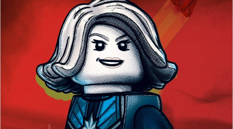 First LEGO Exclusive San Diego Comic-Con 2019 Set Announced!