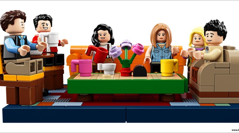 Nostalgic, collectible LEGO® Ideas Set to Delight Fans of the Classic TV sitcom Friends!