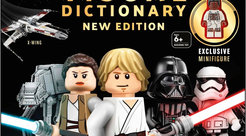 Book Review: The LEGO Star Wars Visual Dictionary