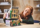 Three-Floor Police Station Joins The LEGO® Modular Buildings Collection