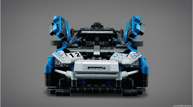 An Icon Reborn: The New LEGO® TECHNIC™ McLaren Senna GTR is Unboxed!