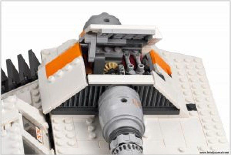 Airbrake detail