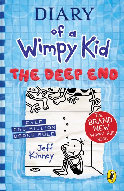 Diary of a Wimpy Kid: The Deep End (Book 15) - Jeff Kinney