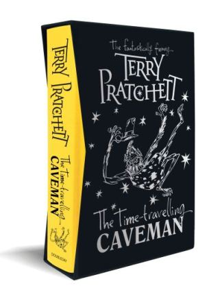 The time-travelling caveman - Terry Pratchett