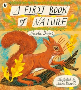 A First Book of Nature - Nicola Davies