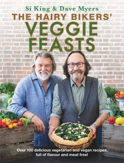 The Hairy Bikers' veggie feasts - Dave Myers