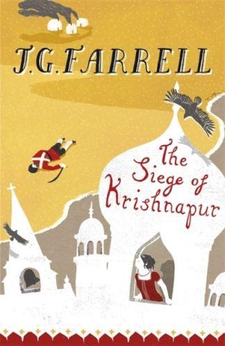 Siege Of Krishnapur - J G Farrell
