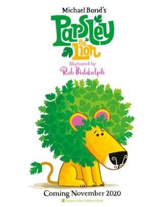 The adventures of Parsley the lion - Michael Bond