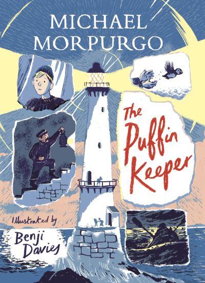 The puffin keeper - Michael Morpurgo