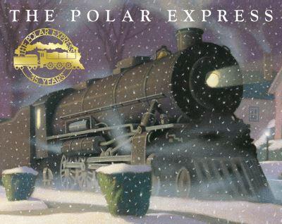 The Polar Express by Allsburg, Chris Van