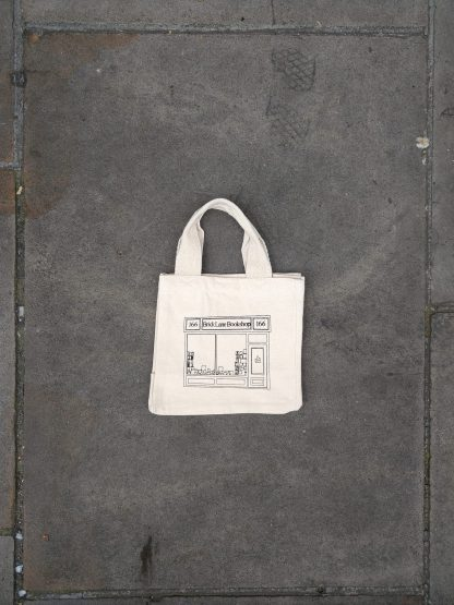 Natural Mini Shopper Bag