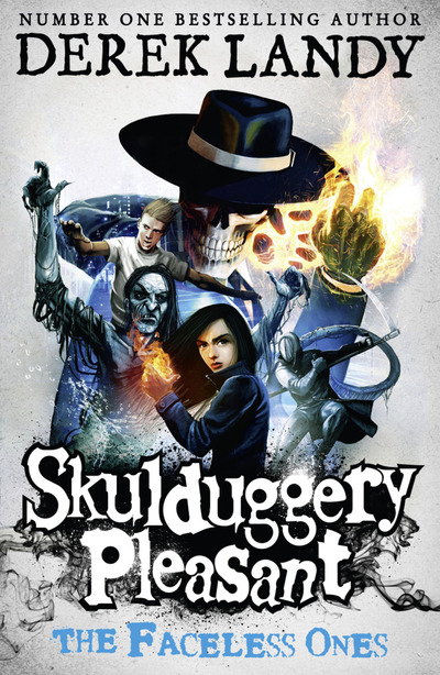 Skulduggery Pleasant: the Faceless Ones - Derek Landy