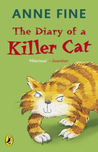 The Diary of a Killer Cat - Anne Fine
