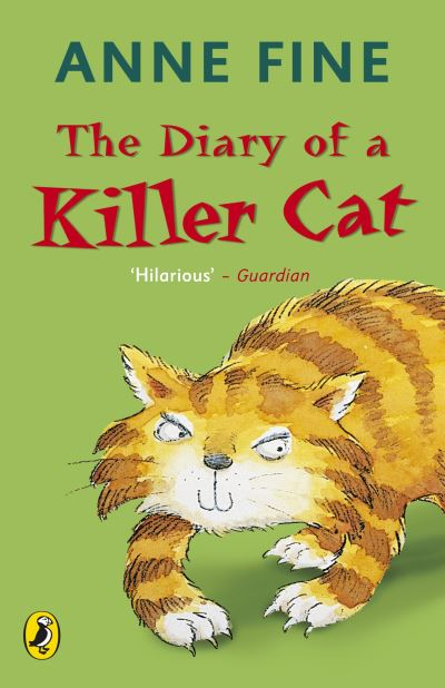 The Diary of a Killer Cat - Anne Fine