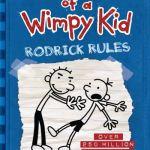 Rodrick Rules: Diary of a Wimpy Kid - Jeff Kinney