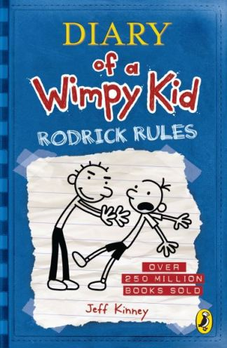 Rodrick Rules: Diary of a Wimpy Kid - Jeff Kinney