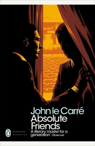 Absolute friends - Carr?,  John Le