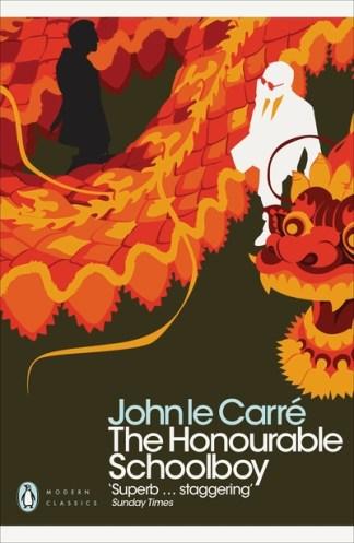 The Honourable Schoolboy - John le Carr?
