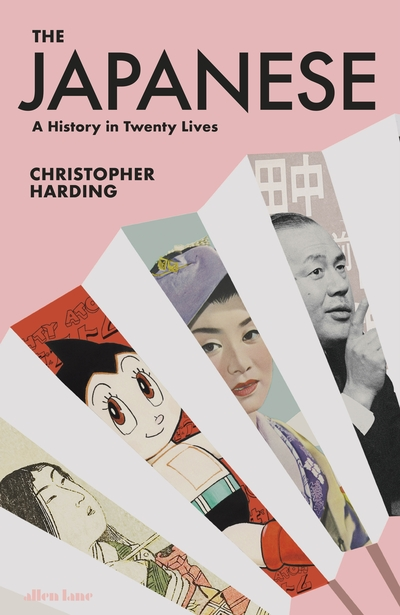The Japanese - Christopher Harding