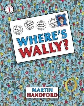 Where's Wally? - Martin Handford