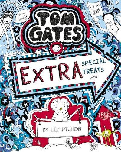 Extra special treats (not) - Liz Pichon