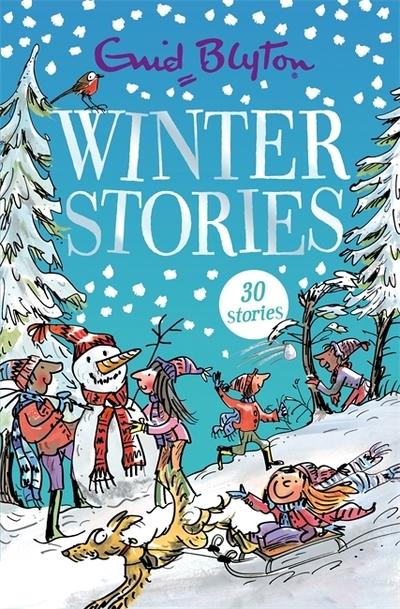 Winter stories - Enid Blyton